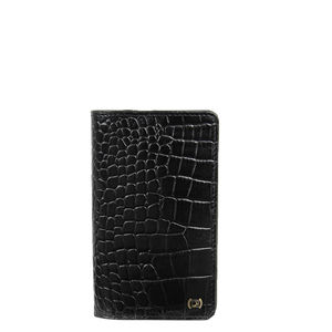 Da Milano Black Mobile Case