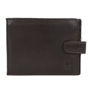 Da Milano Ml-0102 Brown Money Clip