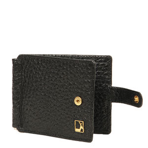 Da Milano Black Money Clip