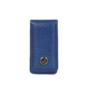 Da Milano Ml-1127 Royal Blue Money Clip