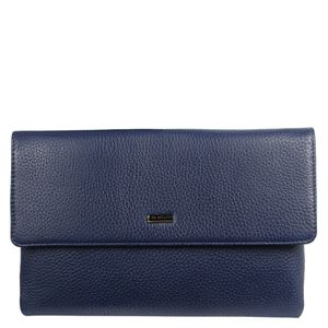Da Milano Royal Blue Multi Pouch