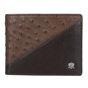 Da Milano Mw-0444 Brown Men Wallet