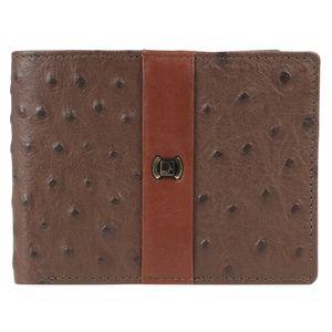Da Milano Mw-0450 Brown Men Wallet