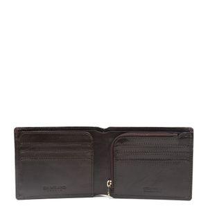 de4ce6307c Da Milano Brown Mens Wallet Da Milano Brown Mens Wallet