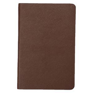 Da Milano Nb-0026S Brown/Blue Small Note Book