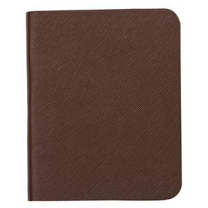 Da Milano Nb-0026Xs Brown/Yellow Extra Small Note Book