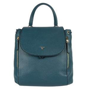 Da Milano Green Backpack