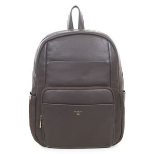 8f466f37dcc0 Da Milano Brown Backpack ...