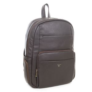 fc174e270006 Da Milano Brown Backpack Da Milano Brown Backpack