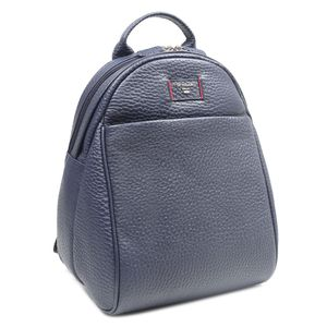 7f97368c7cb4 Da Milano Blue Backpack Da Milano Blue Backpack