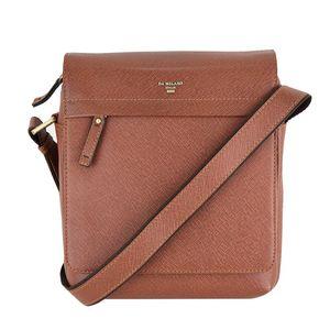 Da Milano Men'S Sb-0013A Con Sling-Messenger Bag