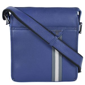 Da Milano Blue/Grey Sling Bag