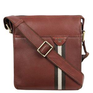Da Milano Con/Brown Sling Bag
