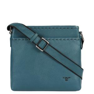 Da Milano Green Sling Bag