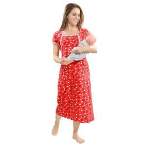 5a6abb97c2 Buy Maternity Nighty Online Shopping India