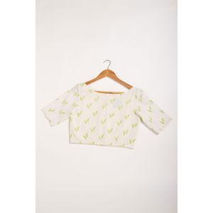 a3c762d14c033 Sannajaji-Printed blouse material