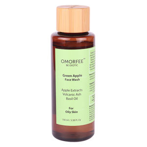 Green Apple Face Wash (Normal to Oily Skin)