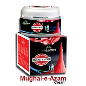 Enlargement & Erection Treatment Mughal-e-azam Cream 50 ml