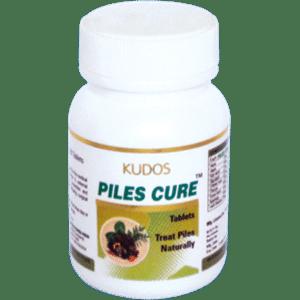 Kudos Piles Cure 60 Capsule