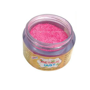 Rainbow Metalic Luster Dust Pink