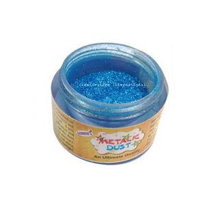Rainbow Metalic Luster Dust Blue