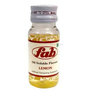 Lemon Oil Soluble Flavor Essence