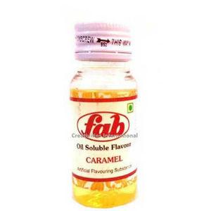 Caramel Oil Soluble Flavour Essence