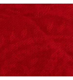 Sheetla Viscose Jacquard Stole Red Casual Self Print For Women