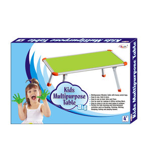 Annie Kids Multipurpose Table BIG Assroted Colours