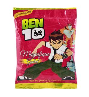 Ben 10 Summer Toy Herbal Gulal 100Gms Pack Licensed ProductPink