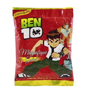 Ben 10 Summer Toy Herbal Gulal 100Gms Pack Licensed ProductRed