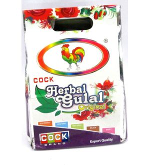 Cock Herbal Gulal 100 Gms *5 Gift Pack