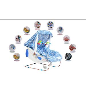 Playtool Multi Bouncer ans Booster Seat