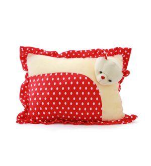 DealBindaas Cute Teddy Pillow Stuffed