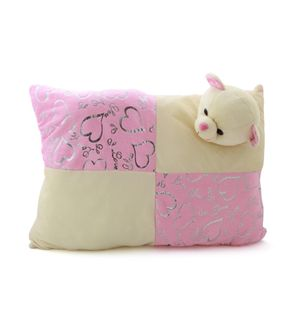 DealBindaas Cute Cozy Stuffed Pillow Teddy