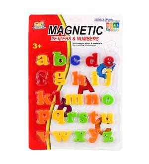 DealBindaas Alphabet Magnetic Medium Size Educational Game