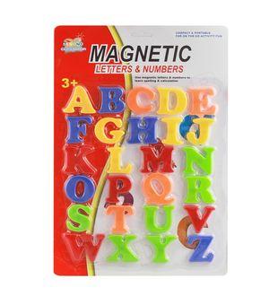 DealBindaas Capital Alphabet Magnetic Medium Size Educational Game