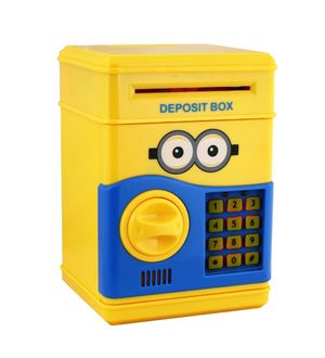 DealBindaas ATM Style Money Bank