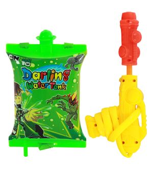 Ben 10 Summer Toy Pichkari Back Pack Licenced Product