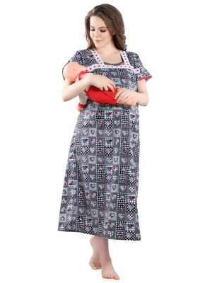 b66315fffbb Buy Maternity Nighty Online Shopping India