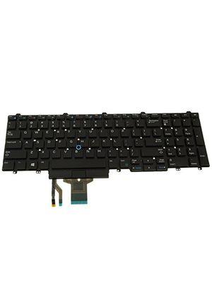 US Version Laptop Keyboard for Dell Latitude E6320 E6230 E5420 E6330 E6440 Beamy