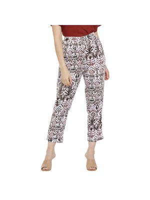 Printed Elasticated Pants
