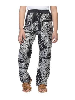 Girls Printed Pants