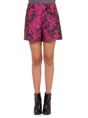 Women Pink Shorts