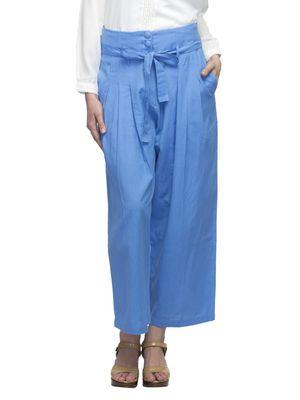 Women Highwaist Linen Pants