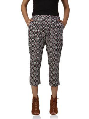 Women Elastic Pants
