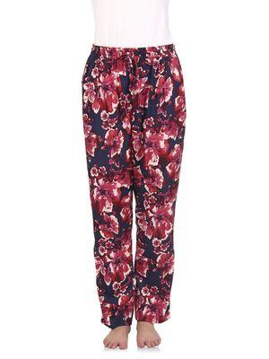 Women Floral Pants