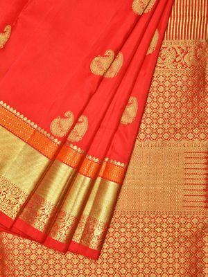 c67362e76e Kanchipuram Saree | Kanchi Cotton Saree | Buy Kanchipuram Pattu Sarees