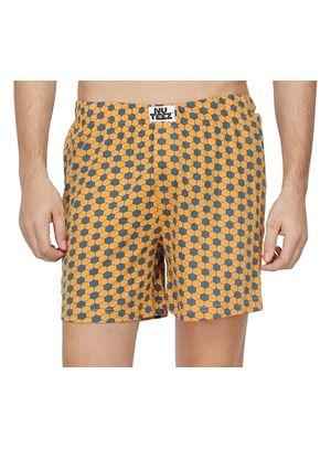 Hexagon-Men Boxer