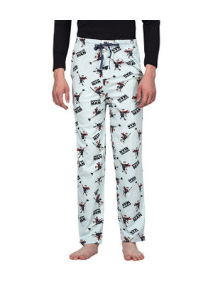 Sweeper man-Men Pyjama